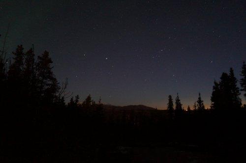 Night Sky at Hidden Valley Bed & Breakfast