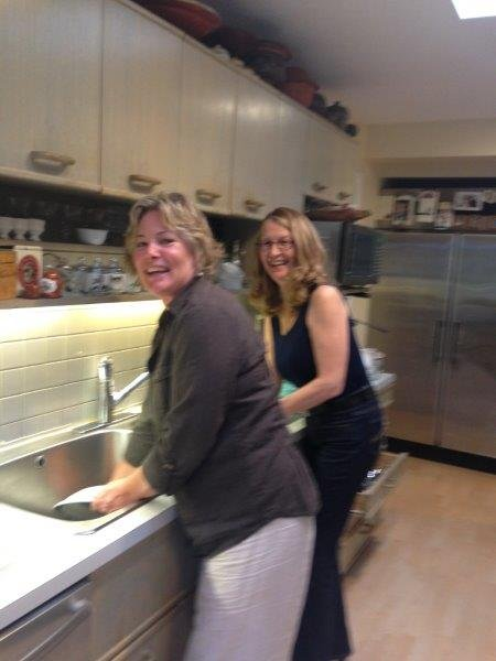 Kitchen Queens at Hidden Valley B&B