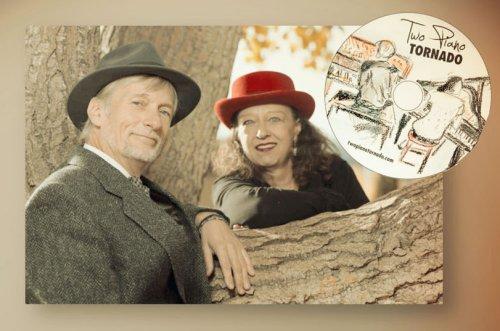 Annie Avery & Grant Simpson - performance at Hidden Valley B&B