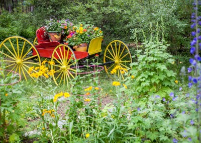 Antique wagon at Hidden-Valley-BB-1600px