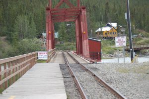 Carcross Rail Trestle, Yukon