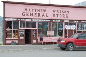 Matthew Watson General Store, Carcross, Yukon