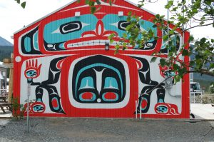 First Nation Design and Painting, Carcross, Yukon