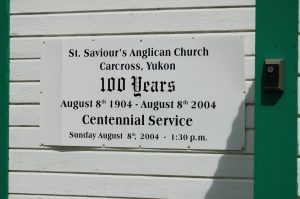 St. Saviour's Anglican Church, Yukon, Carcross