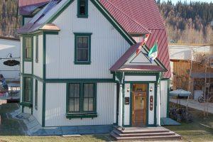 Bombay Peggy's Inn, Dawson City, Yukon
