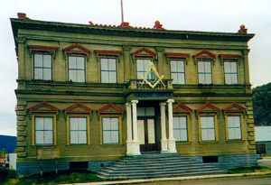 Dawson City Freemason Lodge, Yukon