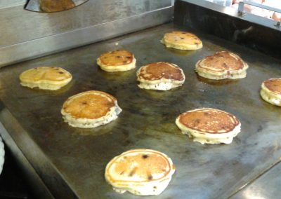 hidden valley b&B world-famous pancakes