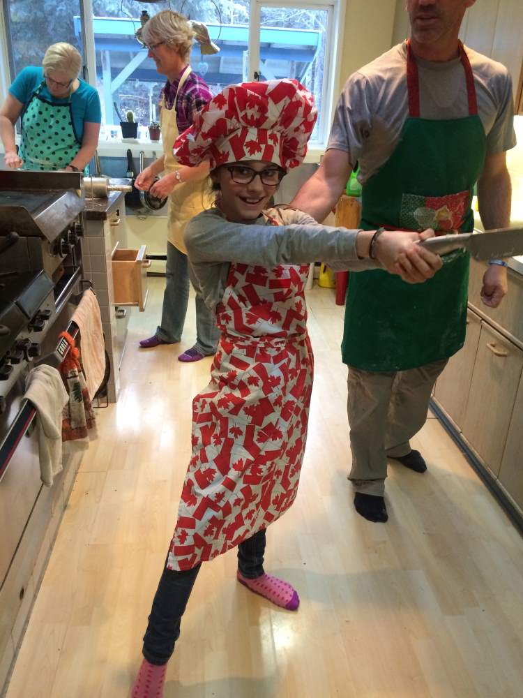 Young Pierogi Chef