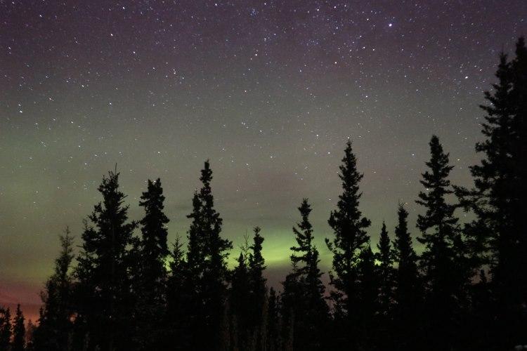 Northern Lights at Hidden Valley B&B