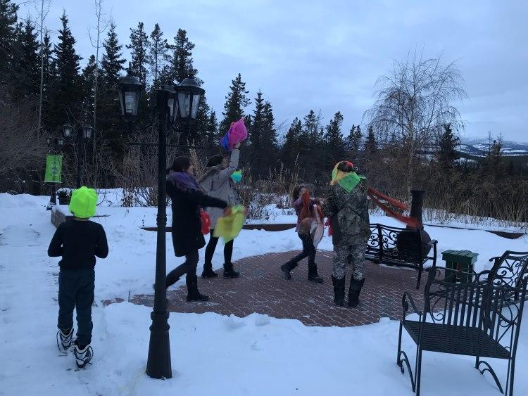 Northern Lights Dance